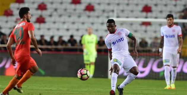 Antalyaspor, Alanyaspor ile Hazırlık Maçı Yapacak