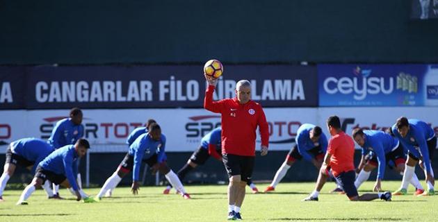 Trabzonspor Hazırlıkları Tamamlandı