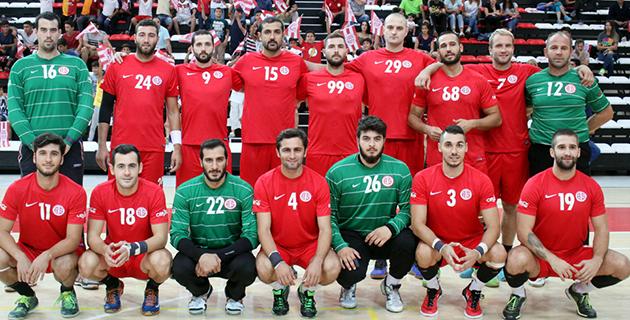 Hentbol Takımı Deplasmanda Galip: 25-26