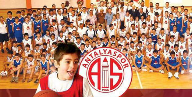 Antalyaspor Basketbol Okulu Açılıyor