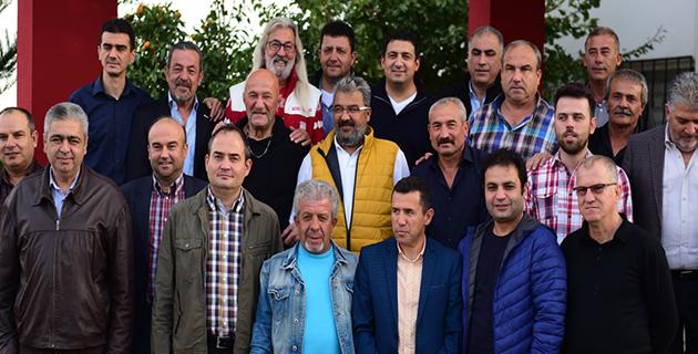 Coşkun'dan Antalyaspor'a Baklava Dopingi
