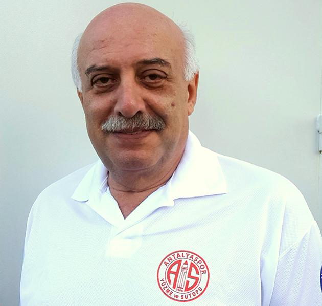 Antalyaspor'da Yüzme Branşı