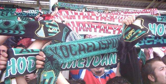 Antalyaspor'dan Kocaelispor'a Maç Teklifi