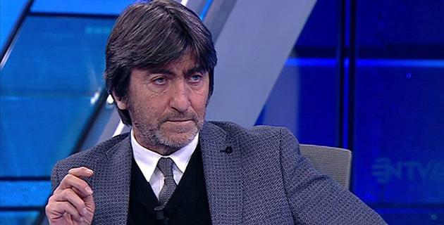 Rıdvan'dan Ali Şafak Öztürk'e Övgü