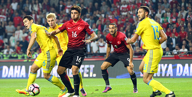 Türkiye 2 – 2 Ukrayna