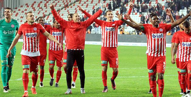 Antalyaspor Pes Etmiyor