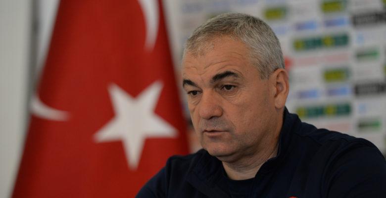 """Çalımbay: """"Tek Amacımız Kayserispor Maçını Kazanmak"""""""