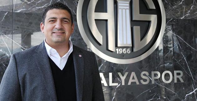 Dernek Seçiminde Tek Aday Ali Şafak Öztürk