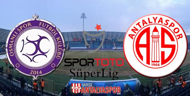 Osmanlıspor Maçının Biletleri Satışa Çıktı
