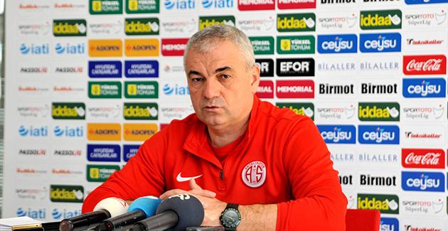 """Çalımbay: """"Sandro Takımı Yalnız Bırakabilir"""""""