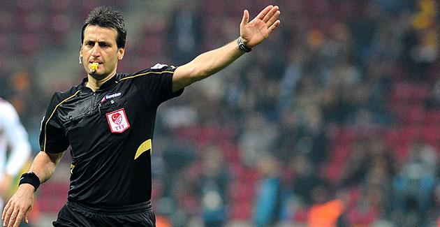 Gaziantepspor Maçının Hakemi Belli Oldu