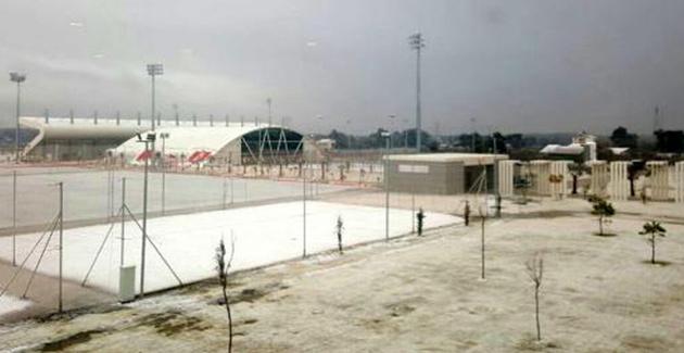 Antalyaspor'a Kar Engeli