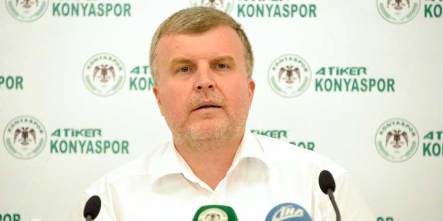Konyaspor Cephesinden Antalyaspor'a Suçlama