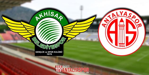 Akhisar Bld – Antalyaspor (KADROLAR)