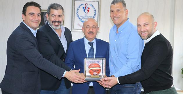 Antalyaspor'dan Hacıcaferoğlu'na Ziyaret