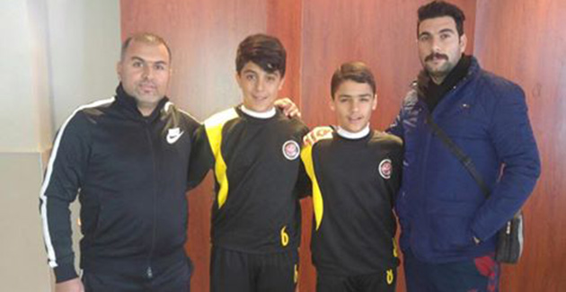 Batman'dan Antalyaspor'a İki İsim