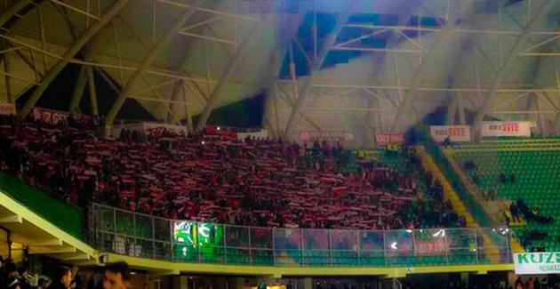 Antalyaspor'a Konya Yasağı