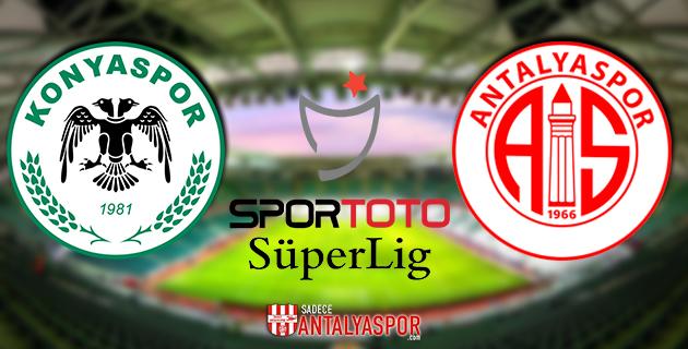 Konyaspor – Antalyaspor (MAÇ ÖNCESİ)