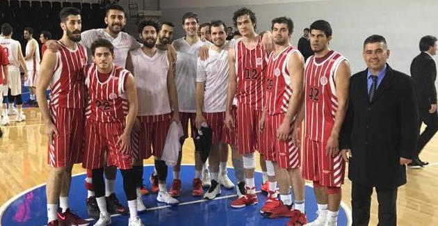 Antalyaspor Farklı Galip: 83-56