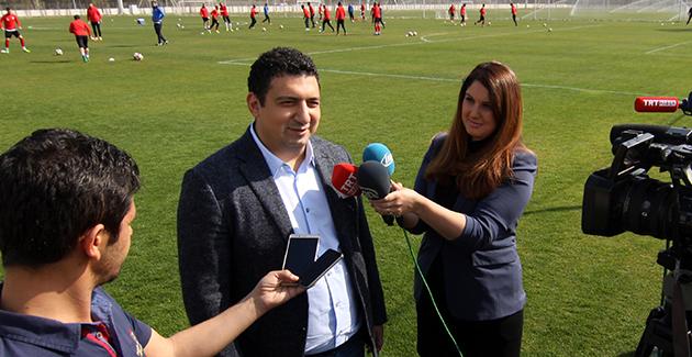 Antalyaspor Rekora Koşuyor