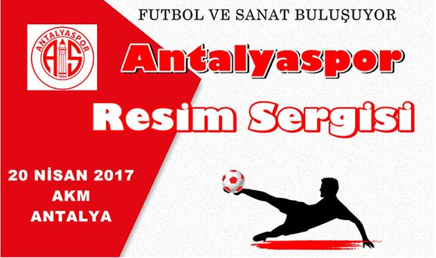 Antalyaspor Resim Sergisi AKM'de