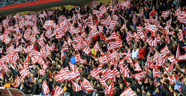 Antalyaspor Taraftar Rekorunu Kırdı