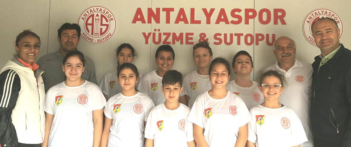 Antalyaspor'dan Atatürk Ortaokulu'na Destek