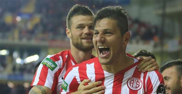 Antalyaspor'a Diego Şoku