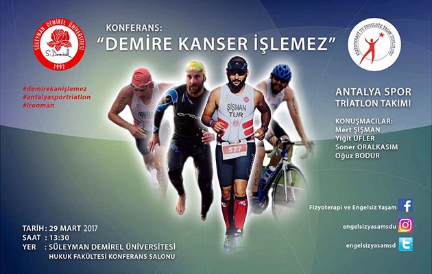 Triatlon Takımı Isparta'da