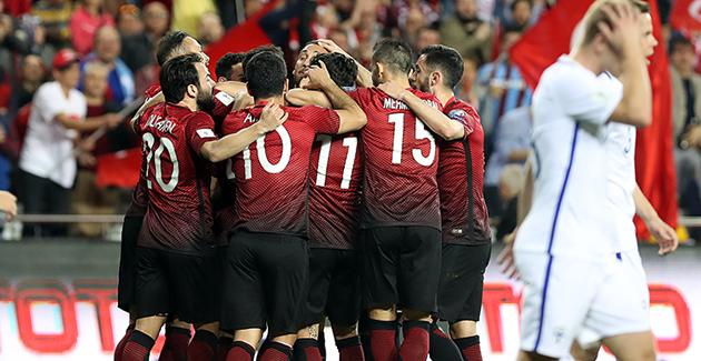 Türkiye 2 – 0 Finlandiya