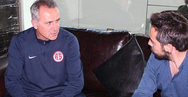 Röportaj: Ahmet Sönmez