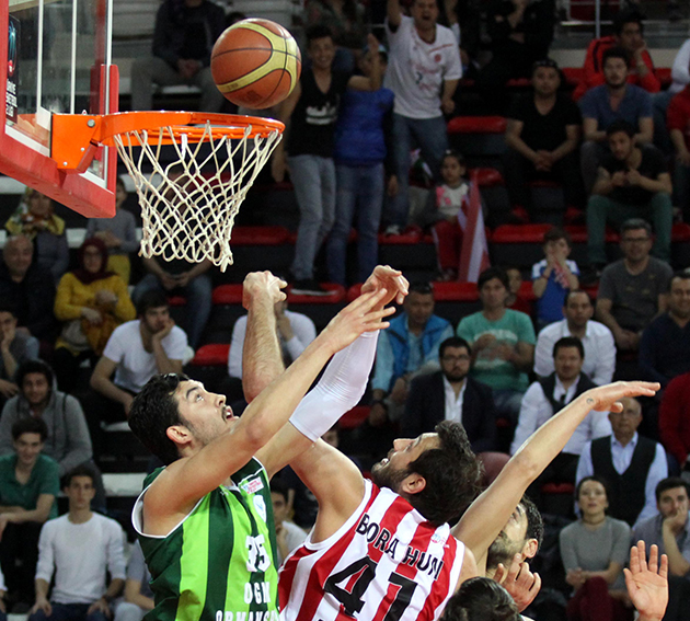 Orman Gençlik 52 – 45 Antalyaspor