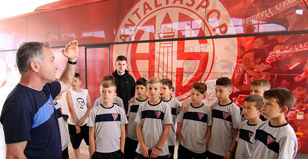 FC Vigani'den Antalyaspor'a Ziyaret