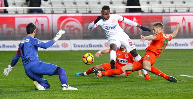 Antalyaspor'un Rakibi Belli Oldu