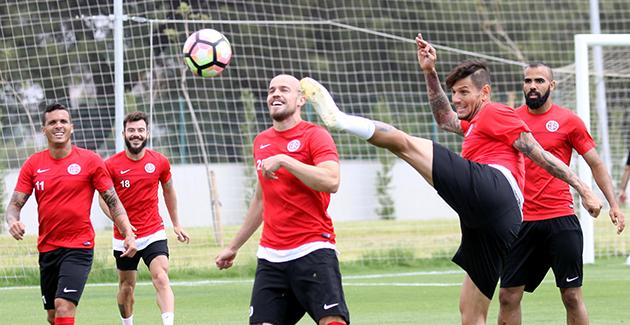 Antalyaspor Hazırlıklarını Tamamladı