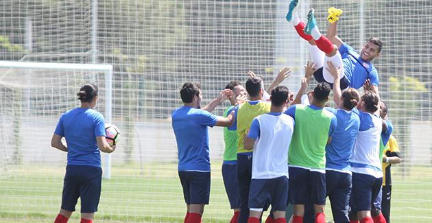 Antalyaspor Taktik Hazırlıkları Tamamladı