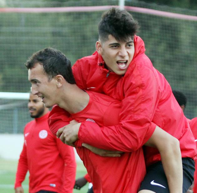 Gaziantepspor Maçının Hazırlıkları Başladı