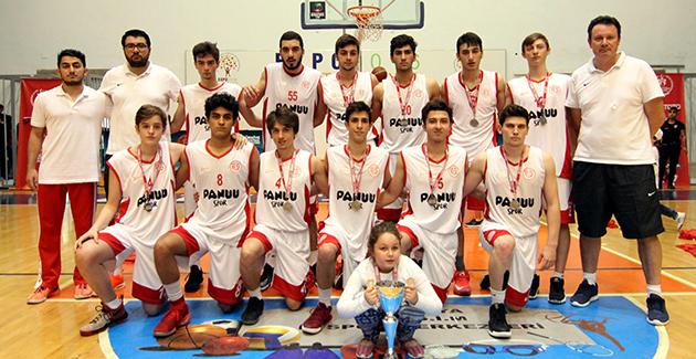 Genç Akrepler Türkiye İkincisi Oldu