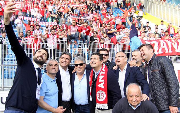 Antalyaspor Beşinciliği Garantiledi