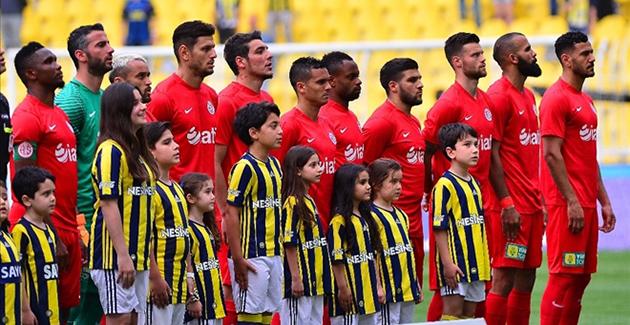 Antalyaspor'da İki Cezalı