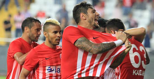 Antalyaspor Kupa Finalini Bekliyor