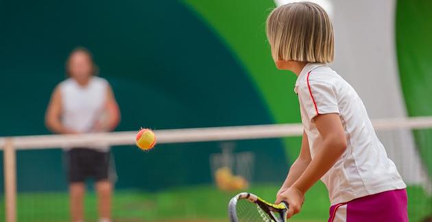 Tenis Kursları Başlıyor