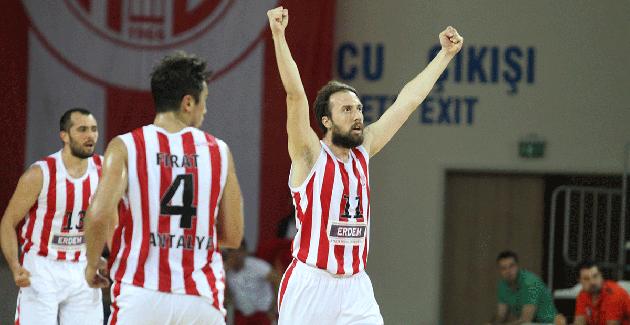 Antalyaspor 74 – 55 Tofaş Gelişim