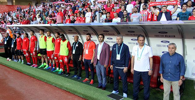 Antalyaspor Puan Rekorunu Kırdı