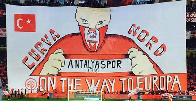 Antalyaspor'un Avrupa İddiası Devam Ediyor