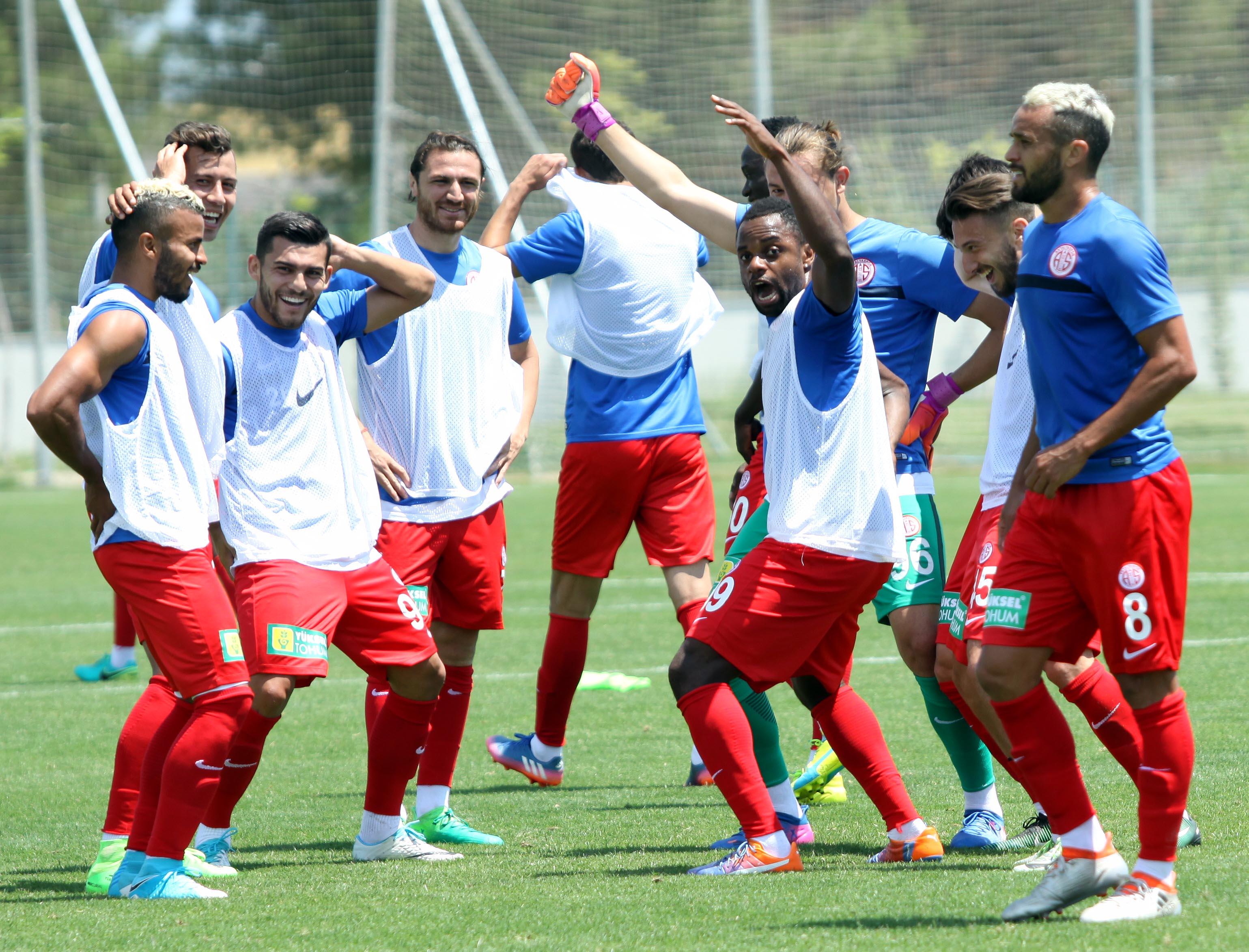 Antalyaspor'dan Sezonun Son Hazırlığı
