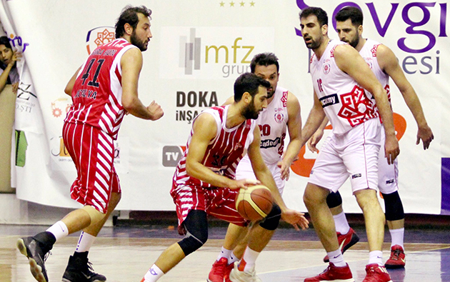 Karesispor 68 – 56 Antalyaspor