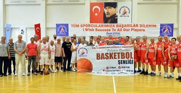 Basketbolun Efsane İsimleri Bir Araya Geliyor