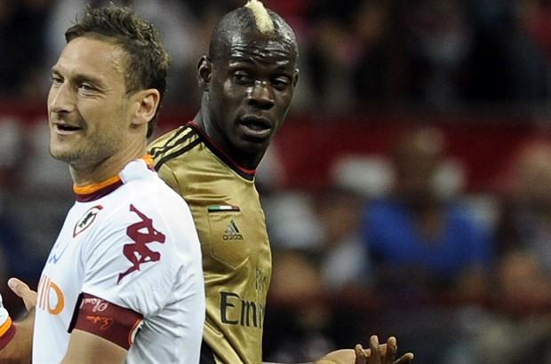 Çalımbay'dan Totti ve Balotelli Açıklaması