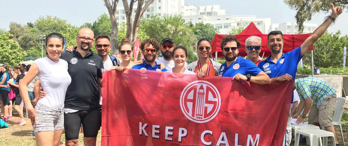 Antalyaspor Kürsüye Damga Vurdu
